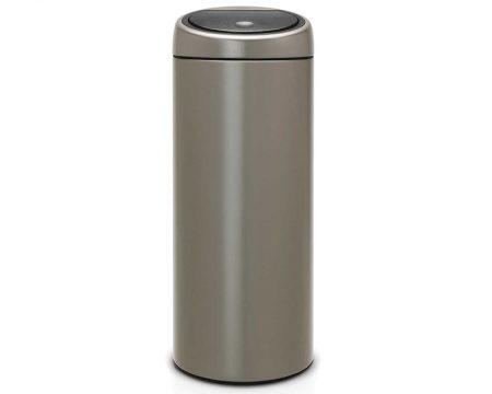 פח טאץ ברבנטיה 30 ליטר פלטיניום