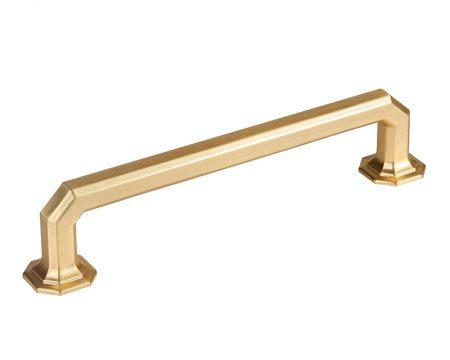 ידית G-115 זהב מט