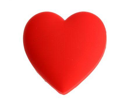כפתור GM-A837-E – לב אדום