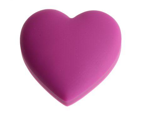 כפתור GM-A837-A – לב סגול