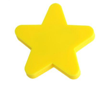 כפתור GM-A060-Y – כוכב צהוב