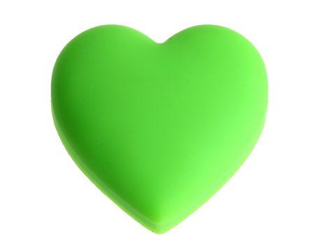 כפתור GM-A837-D – לב ירוק